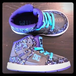 Toddler DC Shoes.